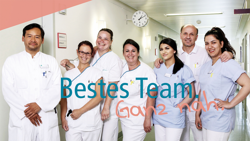 Bestes Team Station 12 Web