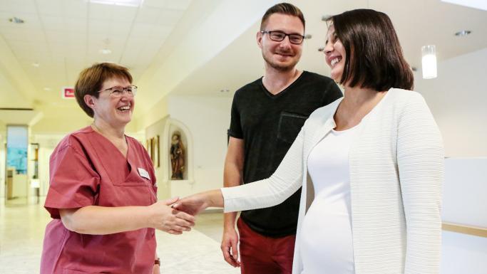 Informationsabend der Geburtshilfe | Krankenhaus Reinbek