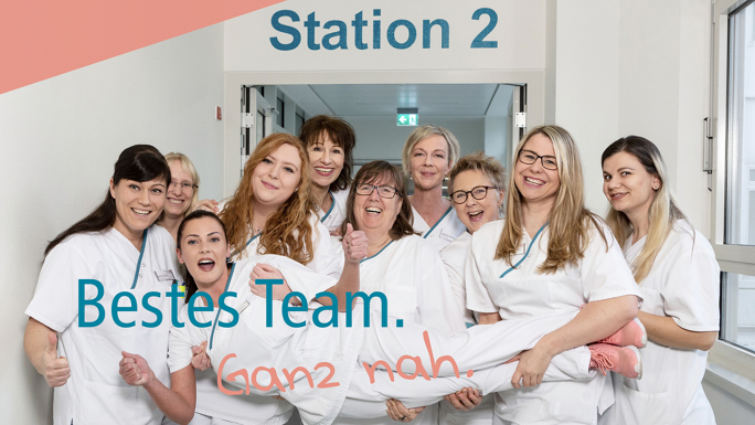 Bestes Team Station 2 2020