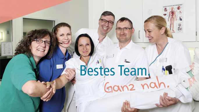 Bestes Team Station 10