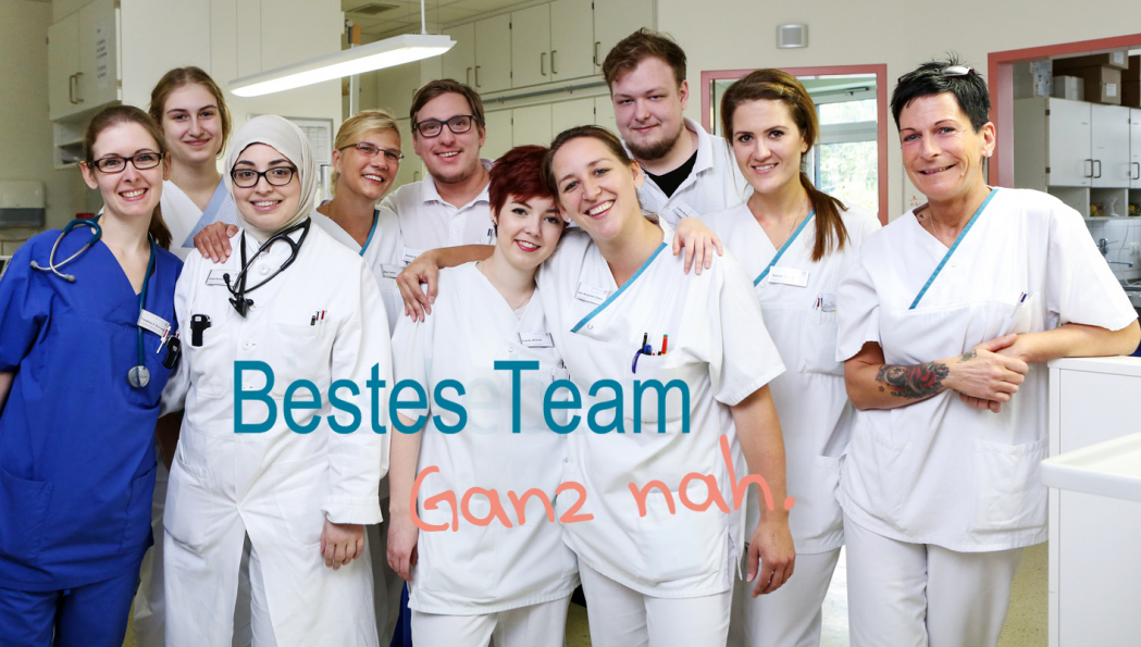 Bestes Team Station 9 2077 1414