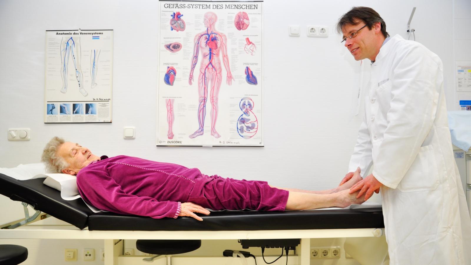 Gefäßchirurgie & Gefäßmedizin | Krankenhaus Reinbek